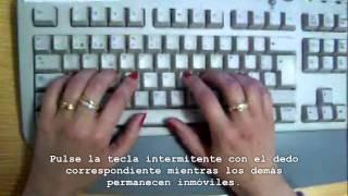 MecaGratis.com - Curso Mecanografía - Lección 1