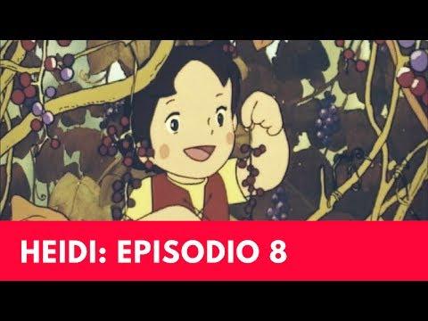 Heidi: Episodio 8- ¿A dónde ha ido Pitchí?