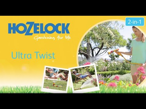 Hozelock Ultra Twist in-store video