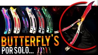 Butterfly Knife por 10$ (Real)