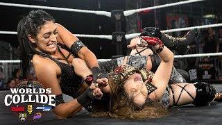 Io Shirai vs. Sonya Deville: WWE Worlds Collide, April 24, 2019