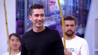 Juan Pablo Urrego en The Susos Show - Caracol Tv