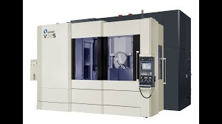 Makino V90S 5-Axis VMC Delivers Maximum Precision and High Quality Finish