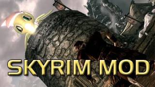 Elder Scrolls V Skyrim Mods - My Little Pony Dragon Texture Skin Mod FLUTTERSHY YAY