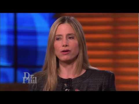 Mira Sorvino Discusses Human Trafficking -- Dr. Phil
