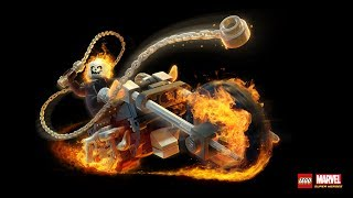 LEGO Marvel Super Heroes - Ghost Rider Gameplay