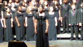 Nadia singing Make heaven my home