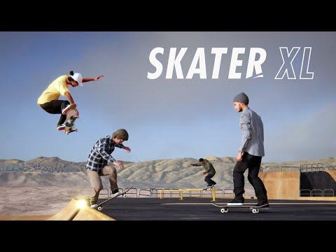 Skater XL - Free Skate Multiplayer Now In Open Beta On Steam