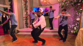 """Jason Derulo performs """"The Other Side"""" on All My Children"""