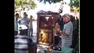 preview picture of video 'Órgano París en el Parque Serrano de Santiago de Cuba'