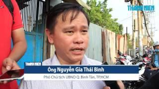 Quận Bình Tân cũng có một Đoàn Ngọc Hải giải cứu vỉa hè