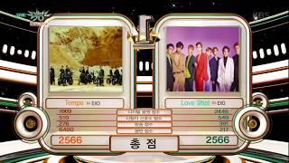 kpop idols reaction to exo tempo - TH-Clip