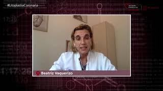 Litoplastia coronaria: registro multicéntrico de la práctica clínica. Beatriz Vaquerizo