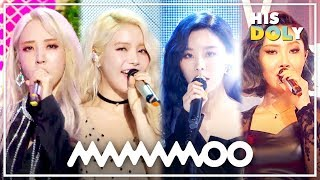 MAMAMOO Special ★Since 'Mr.Ambiguous' to 'HIP'★ (1h 30m Stage Compilation)