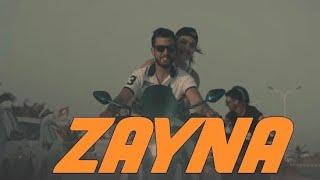 Falleg   Feat Issam Tiw Tiw   Daniel   ZAYNA (Clip Officiel)