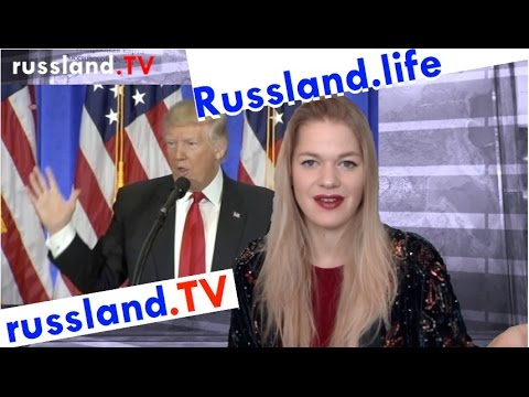 Trump kratzt die Russland-Kurve! [Video]