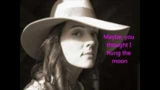 "Video thumbnail of ""Brandi Carlile- Heart's Content + lyrics"""