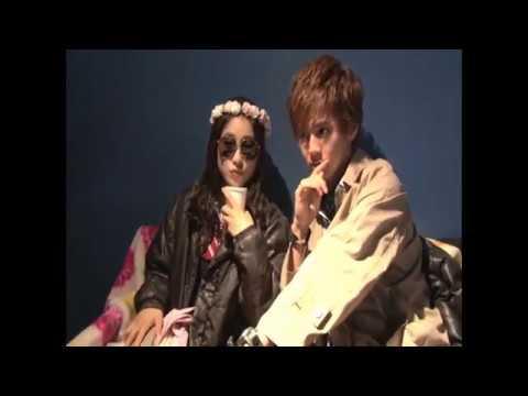 (ENG SUB) Katayose Ryota and Tsuchiya Tao playing around with sunglasses