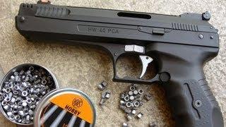 Beeman P3 – Weihrauch HW40 Air Pistol