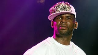 R. Kelly charged with aggravated sexual abuse