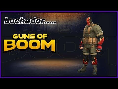 Watch me play Guns of Boom - Bartash