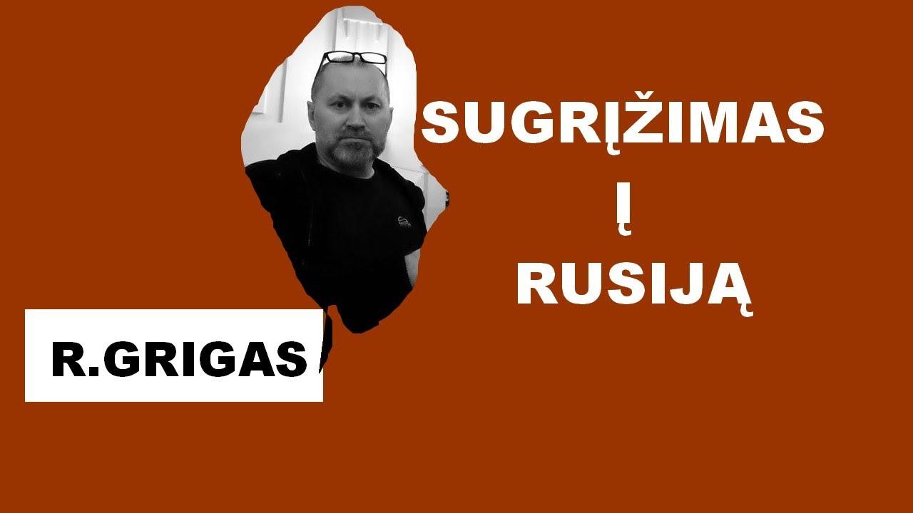Sugrįžimas į Rusiją
