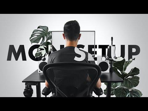 Mon Setup (2020)
