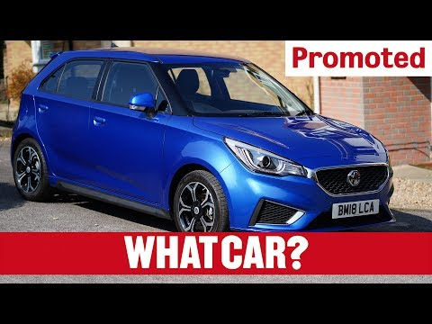 Promoted   7 Days In The MG3   What Car?