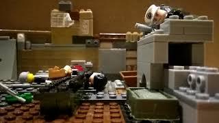 Вторая мировая война (Лего мульт)3часть:1серия