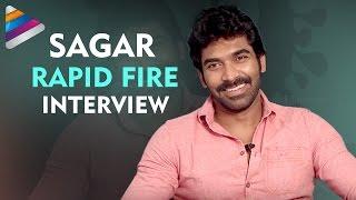 Anushka is my Dream Girl to Date says Mogali Rekulu Fame Sagar | Rapid Fire Interview | Siddhartha