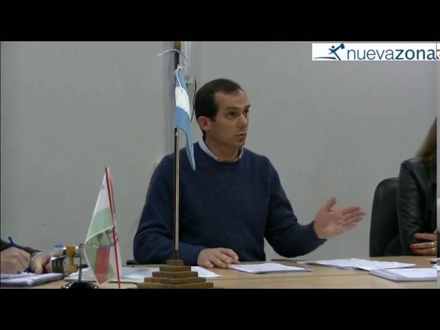 Luis Pérez: «Lo que hizo la oposición es una vergüenza»