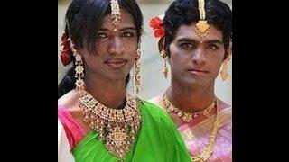 2. Хиджра (трансвестит) по имени Уша... ИНДИЯ.
