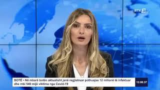 RTK3 Lajmet e orës 13:00 09.07.2020