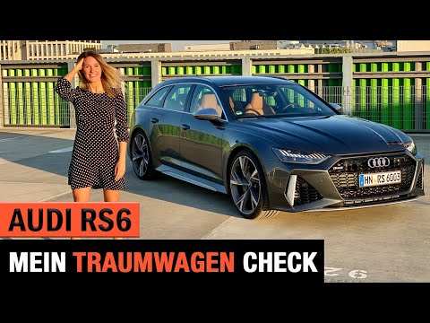 Audi RS6 Avant (2020) 💥 Mein Traumwagen Check | Fahrbericht | Review | Night Drive | Sound | Test