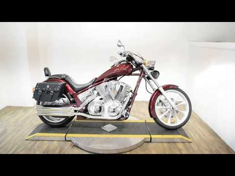 2011 Honda Fury™ in Wauconda, Illinois - Video 1