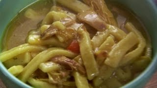 Ree's Schoolday Chicken and Noodles How-To   Food Network