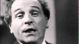 Léo Ferré (Louis Aragon) - L'étrangère