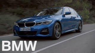 YouTube Video czABrZrpkOU for Product BMW 3 Series Sedan (G20) & Touring (wagon, G21) by Company BMW in Industry Cars