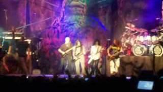 preview picture of video 'Mägo de Oz en directo Alma Mejorada 2008'