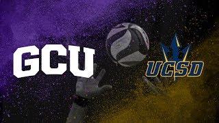 Men's Volleyball vs. UCSD Jan 26, 2018