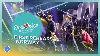 Eurovision 2018 | Day 3: The second semi finalists take to the stage for their first rehearsal!