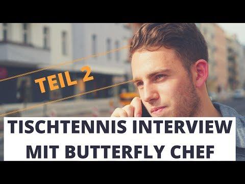 Tischtennis Interview: Tischtennis Hölzer & Beläge - was ist sinnvoll?  TEIL 2   Tag 20/30🏓