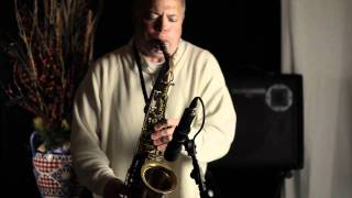 Amazing Saxophone Solo | Georgia On My Mind | Marty Paoletta | Alto Sax