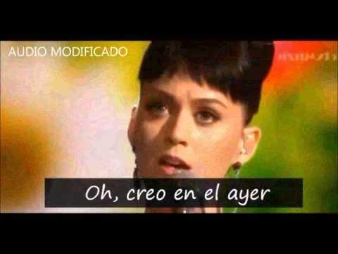 Katy Perry - Yesterday (Traducido Al Español)