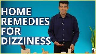 Natural DIZZINESS TREATMENT – Home Remedies For DIZZINESS & LIGHTHEADEDNES