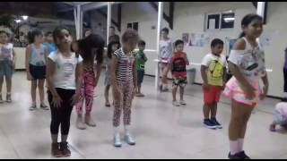 Vamo Pulá! Sandy E Júnior - Coreo Fitdance