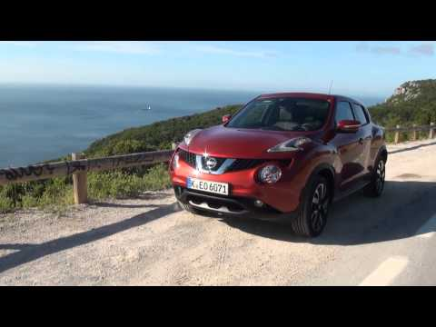 2015 new Nissan Juke Facelift test drive review - Autogefühl
