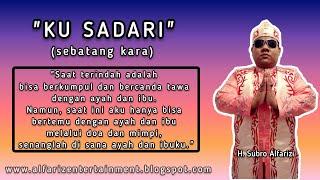 Download lagu Sebatang Kara Subro Al Farizi Mp3
