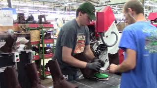 Manufacturing: Red Wing Shoe