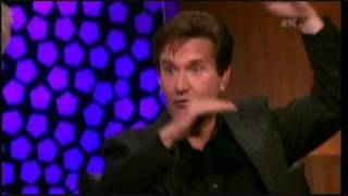 Daniel O'Donnell - Interview on the Late Late Show - Part One